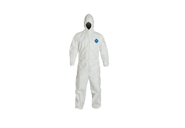 (Tyvek® Cleanroom Coverall) Tyvek® Cleanroom Coverall