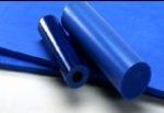 (NYLATRON GSM BLUE) Nylatron® GSM Blue Nylon (MD+Oil)